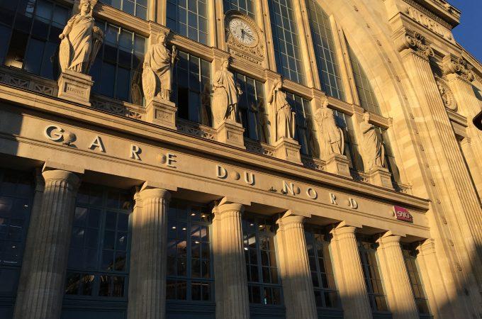 Naar Parijs met de Thalys